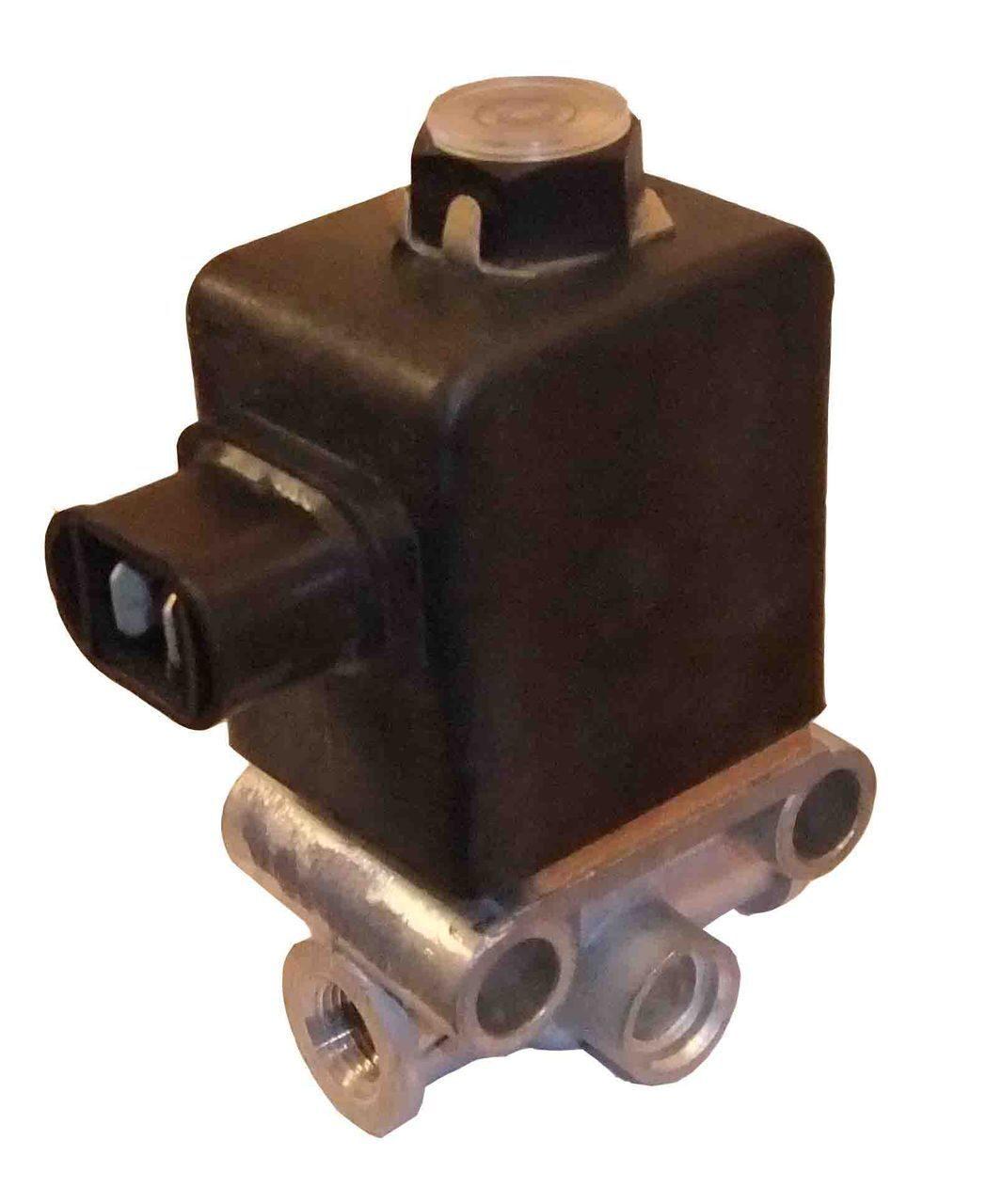 Клапан электромагнитный КЭМ-10-07